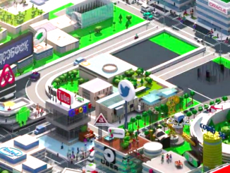 "The opening sequence of Sunday's episode of ""Silicon Valley"" showed the usual cartoonish collection of local corporate buildings belonging to Oracle, HP, Intel, Twitter, YouTube, etc. Look carefully at the Facebook headquarters. Facebook is under intense scrutiny over its role in Russian interference in the 2016 presidential election."