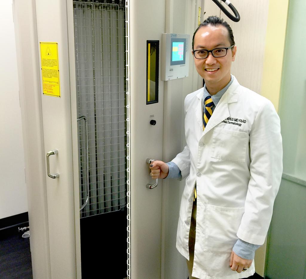 Dr Khuu