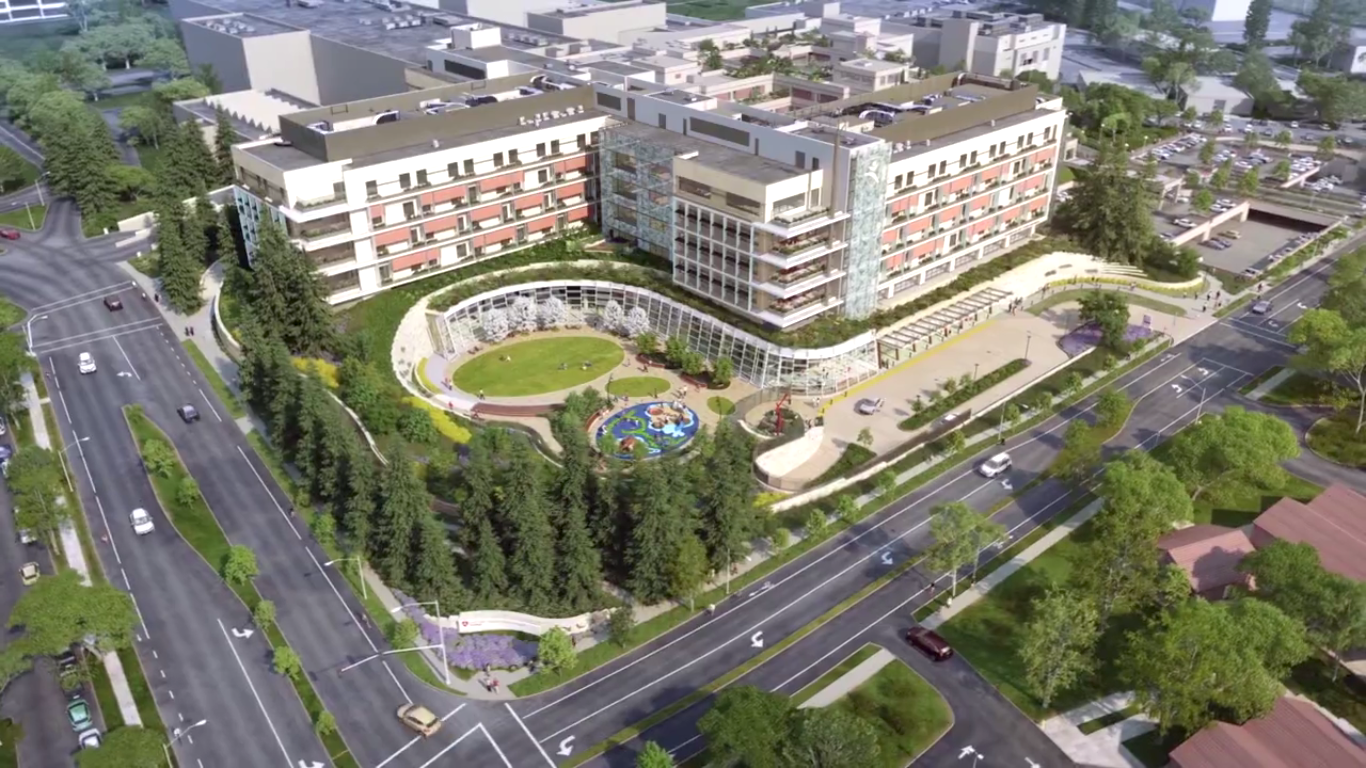 Lucile Packard Children's Hospital doubles in size - Palo Alto Daily