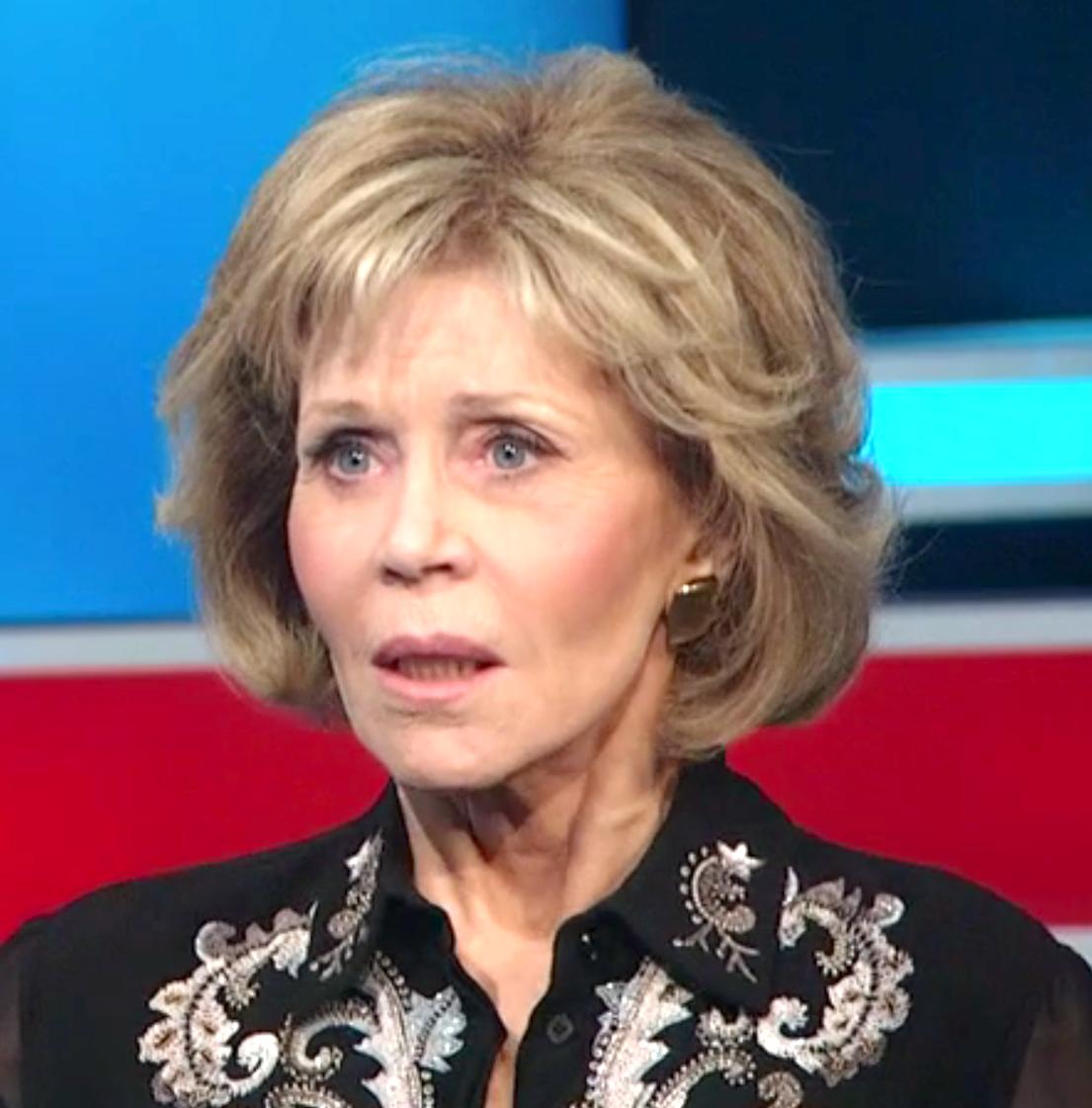 Jane Fonda 2017 Palo Alto Daily Post