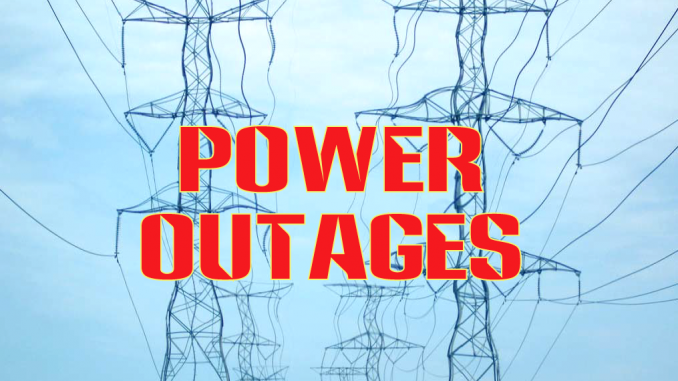 Planned power outages start in Santa Clara and San Mateo counties