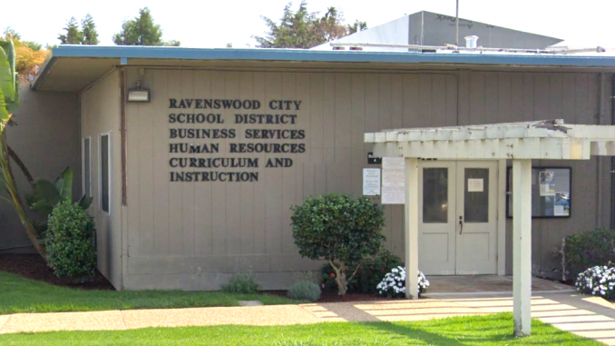 Ravenswood City School District headquarters at 2120 Euclid Ave. in East Palo Alto