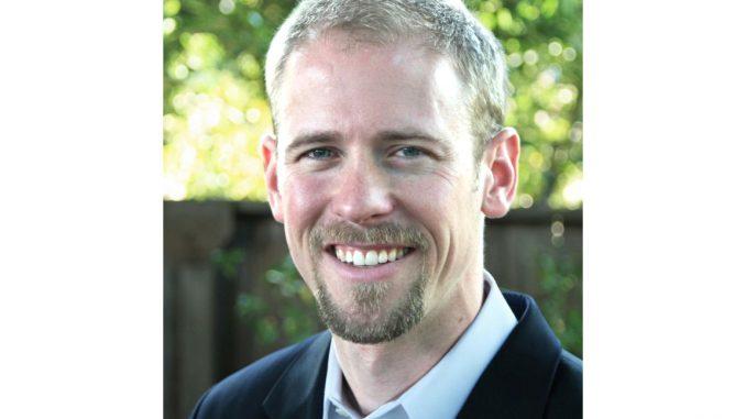 Palo Alto City Councilman Cory Wolbach