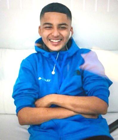 Brandon Rivera, missing teen
