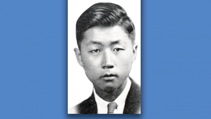 Fred Yamamoto, Palo Alto High School graduate who fought and died for the U.S. in World War II