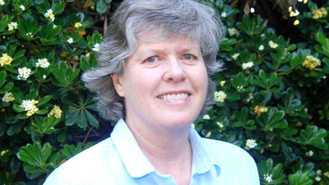 Kathy Jordan, candidate for Palo Alto school board