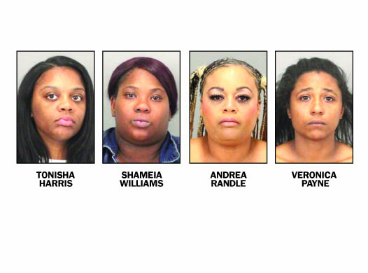 shopping center thefts