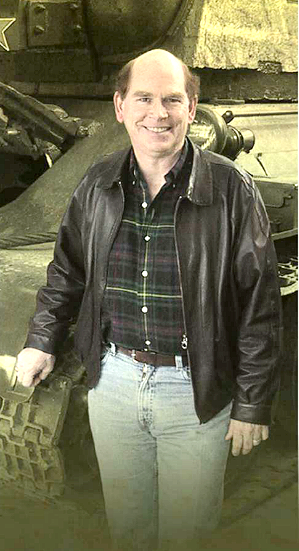 Jacques Littlefield, photo courtesy of Auctions America