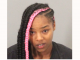 Nakiyah Shereese Polk, 20, of Vallejo, was arrested by Palo Alto police.