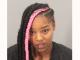 Nakiyah Shereese Polk, 20, of Vallejo, was arrested by Palo Alto police.