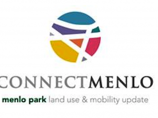 The logo that appeared on the Menlo Park zoning plan for the city's east side.