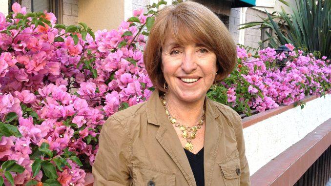 Palo Alto Mayor Liz Kniss. Post file photo.