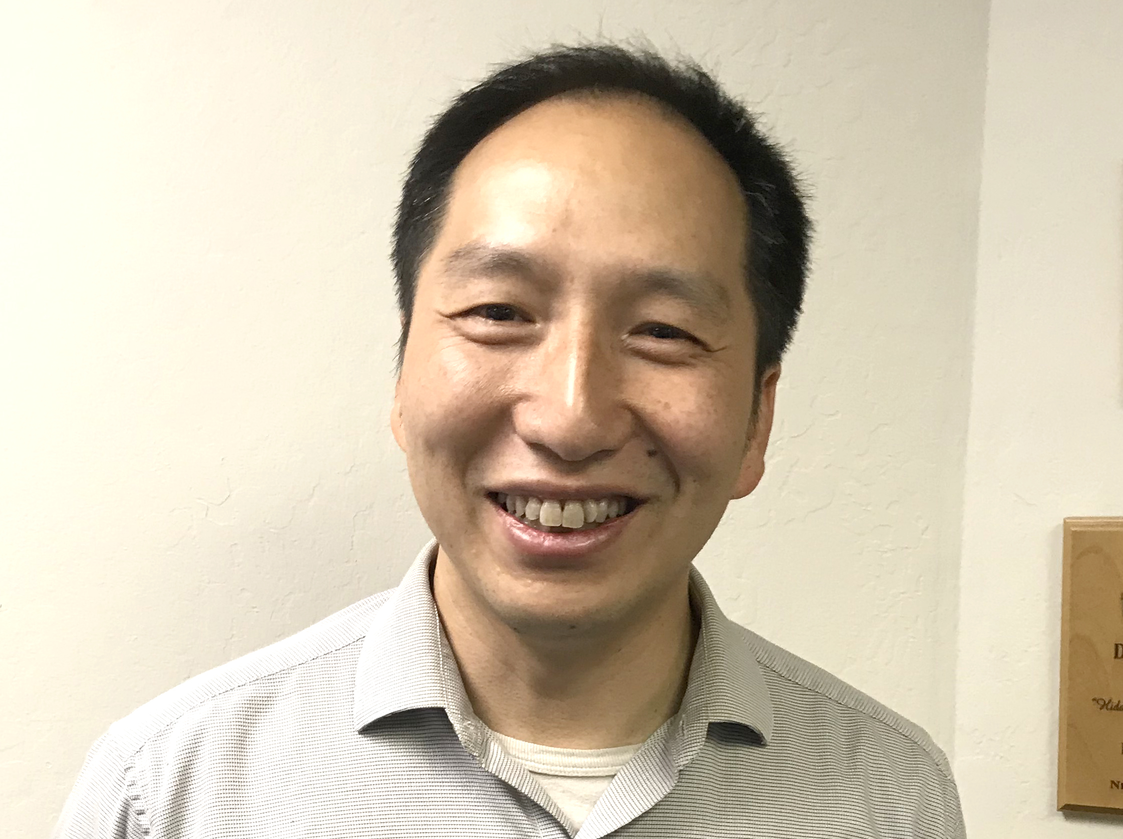 George Yang, candidate for Menlo Park City Council District 1