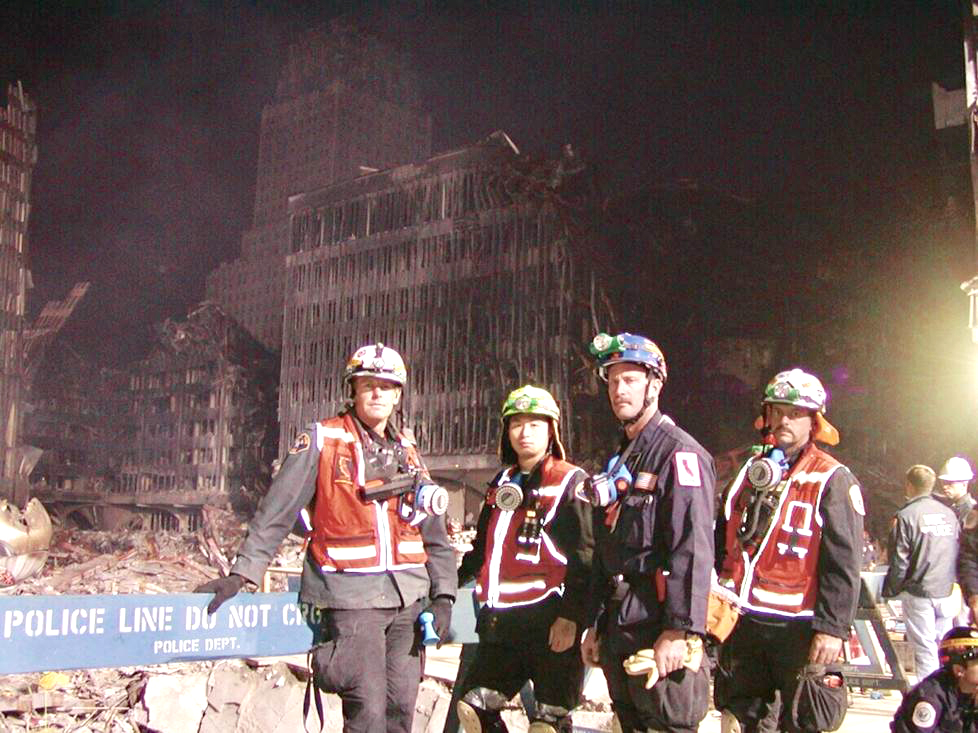 Task Force 3 at Ground Zero