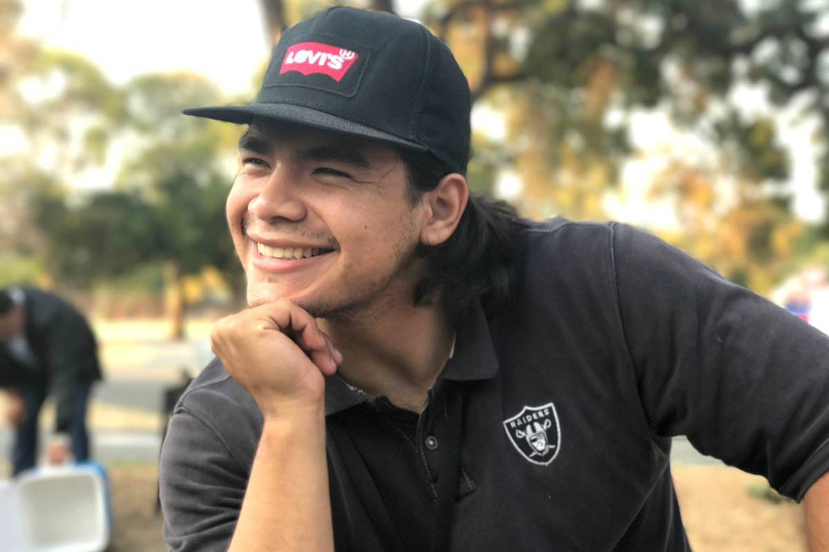 """Eduardo """"Lalo"""" Alvarado Sandoval was one of two men shot to death at a party in East Palo Alto. Photo from his family's GoFundMe page."""