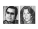 The Rev. Jim Jones, the founder of the Peoples Temple, and Jane Fonda.
