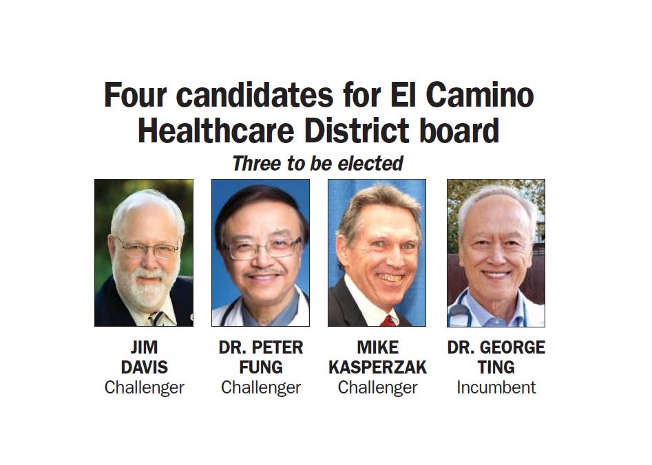 el camino healthcare district board