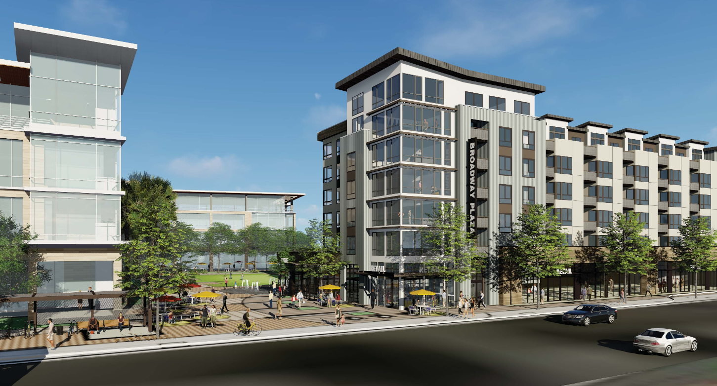 Office project will add 3,777 cars a day to Redwood City