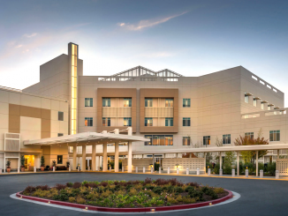Sequoia Hospital in Redwood City. Photo by Brandt Design Group, which worked on the 2015 rebuild of the facility.