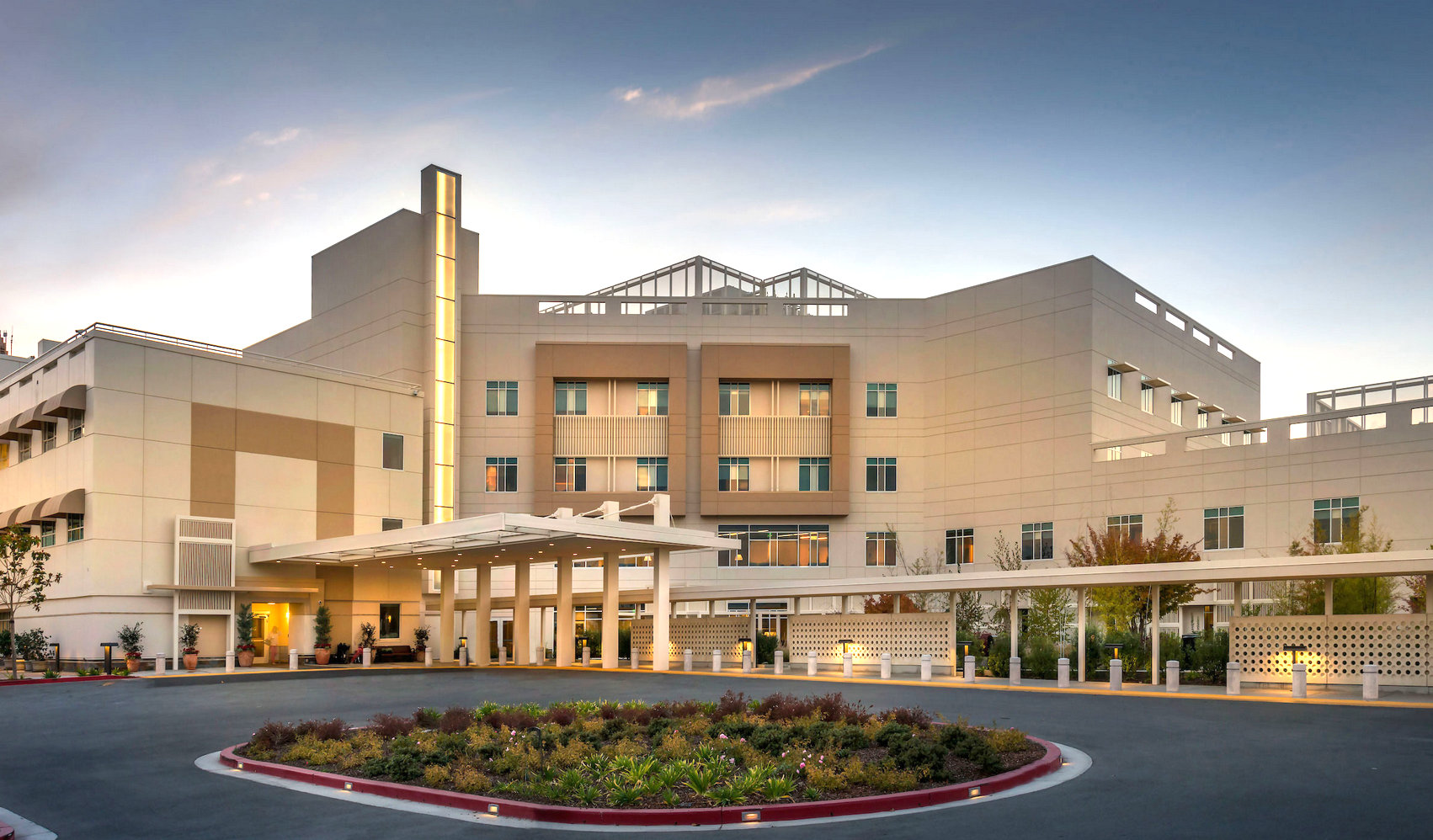 Sequoia Hospital in Redwood City. Photo by Brandt Design Group, which worked on the 2015 rebuild of the facility
