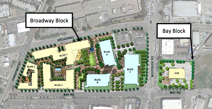 Office Project Will Add 3 777 Cars A Day To Redwood City