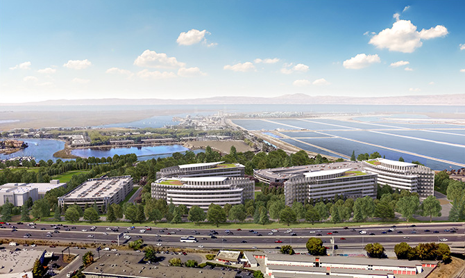 Jay Paul Co.'s Harbor View project in Redwood City