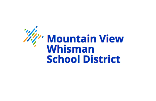 mountain view whisman school district logo