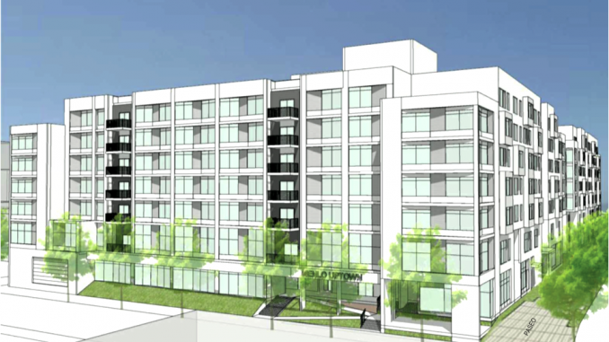 483 Apartments Condos Proposed For Menlo Park S East Side Palo