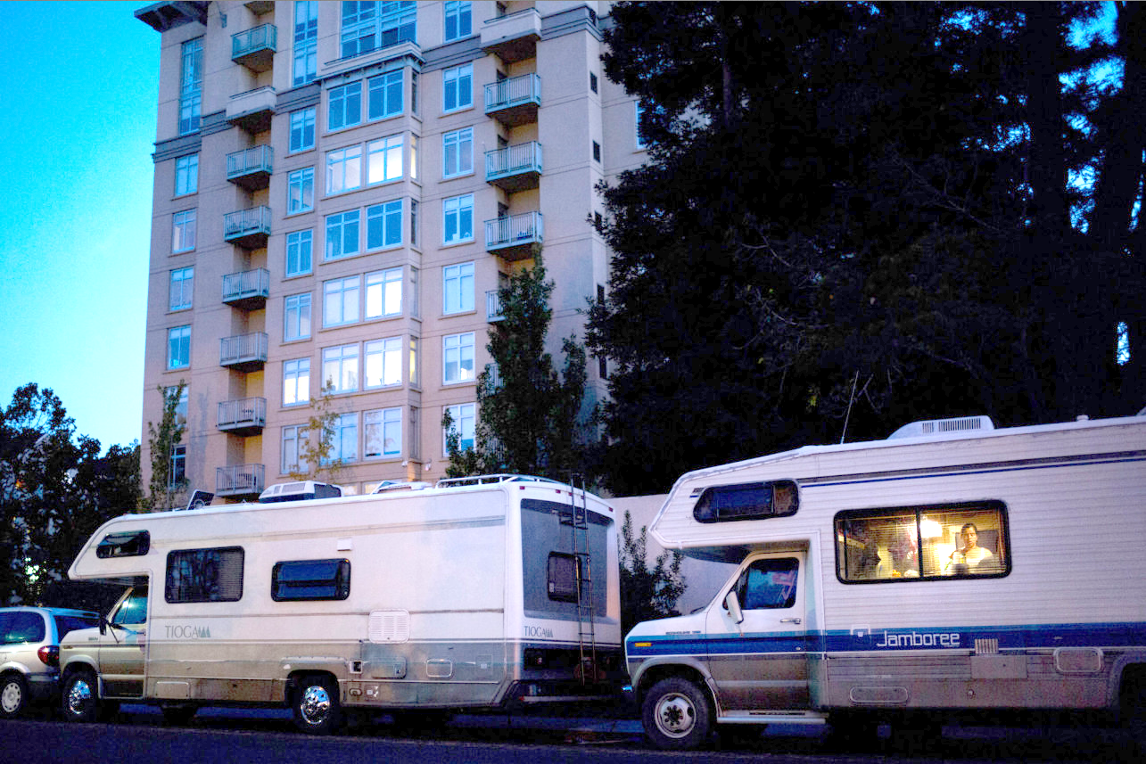 Council votes to ban RV parking on streets, city looking for a place