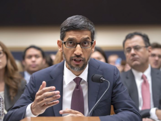 Google CEO Sundar Pichai. AP file photo.