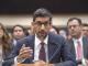Google CEO Sundar Pichai. AP file photo.