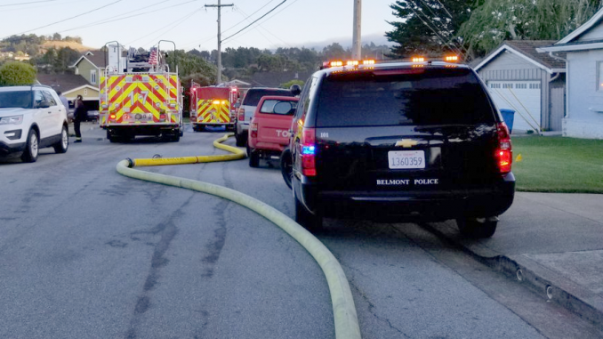 Man, 89, injured in house fire - Palo Alto Daily Post