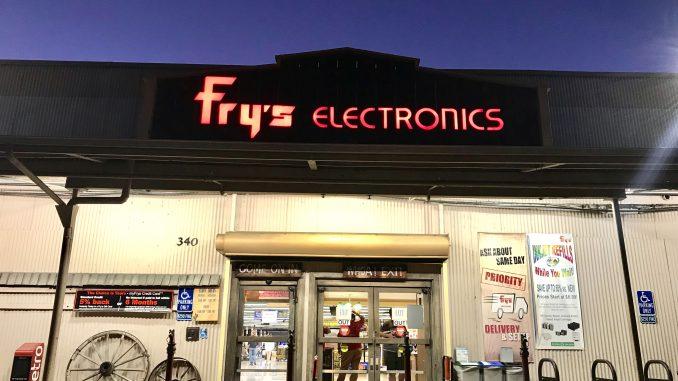 Pleasing Frys Closing Palo Alto Store In January Palo Alto Daily Post Beatyapartments Chair Design Images Beatyapartmentscom