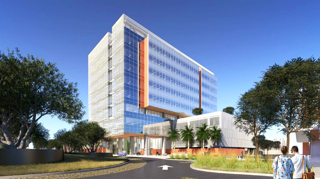 Stanford plans to build 9-story medical office building in Redwood
