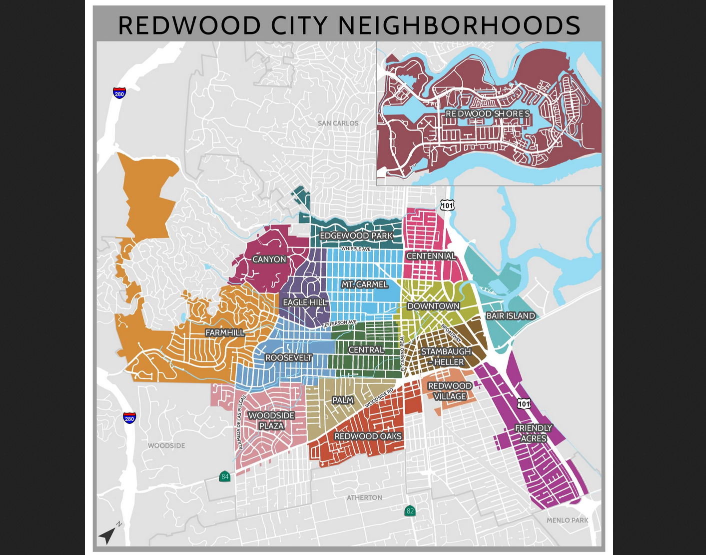 Redwood City residents may have to buy permits to park in