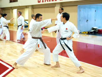 Stanford shut down its martial arts clubs over the summer in a dispute over participation by non-students and other issues. Photo courtesy of the Stanford Martial Arts Program, a collective of student groups.