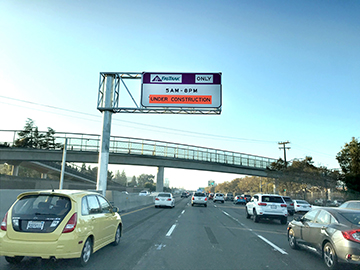 Express Lane California >> Highway 101 Toll Will Be As High As 3 A Mile Palo Alto
